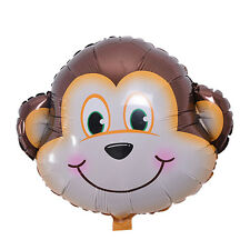 Accessories & Parts Pet Products Clever Cartoon Animal Head Aluminum Foil Balloon Farm Theme Balloon Wedding Decor Children Birthday Party Decoration In Many Styles