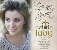 Donna Taggart - Celtic Lady Volume 1 | NEW SEALED CD (Award-Winning Irish Music)