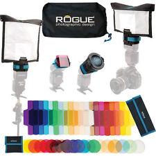 Rogue Flash bender 2 Portable lighting kit / flash bender for speedlite