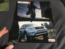 2005 Toyota RAV4 USA Market Original Brochure Prospekt