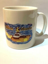 THE BEATLES Yellow Submarine MUG John Lennon PAUL McCARTNEY George Harrison