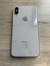 Apple iPhone X - 64 Go - Argent (Désimlocké) A1901
