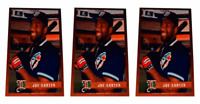 (3) 1993 Legends #22 Joe Carter Baseball Card Lot Toronto Blue Jays