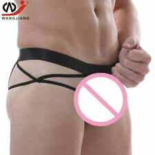 Sexy Underwear Men Jockstrap String Homme Homens Mens Thongs And G Strings WJ
