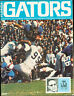 1967 Florida Gators vs LSU Tigers SEC football program MBX104