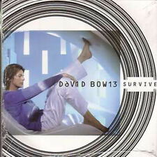 ★☆★ CD Single David BOWIE Survive Promo 2-track CARD SLEEVE NEW SEALED NEUF RARE