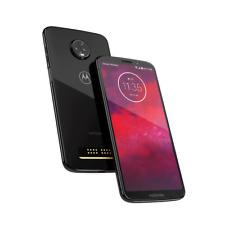 New Motorola Cellphone Moto Z Play - 64GB - Unlocked Smartphone Deep Indigo