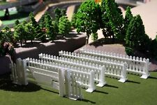 Goodwood paling fencing X4 plus Gate Set x1 Scalextric slotcar 1:32