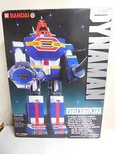 1984 Godaikin Dynaman Bandai Japan Transforming Super Robot Original Package