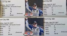 Food City 500 at Bristol Motor Speedway Tickets 04/23/17 (Bristol)