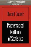 Mathematical Methods of Statistics (PMS-9), Volume 9 by Cramer, Harald (Paperbac