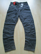 "mens BENCH BLUE DENIM JEANS SIZE 36"" WAIST 34"" LEG NEW WITH ORIGINAL TAGS"
