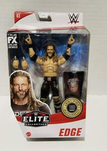 Mattel WWE Elite Series 83 Edge Wrestling Figure Chase Variant 2020 🔥 NEW NM-M