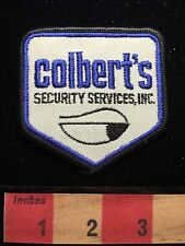 Collector Patch ~ COLBERT'S Security Services Inc. Officer C64K