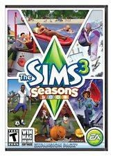 The Sims 3 Seasons Expansion Pack Video Game for PC & MAC Computer Festival Play
