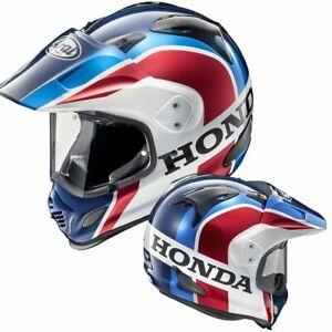 Arai XD-4 Honda Africa Twin NO SALES TAX option dual sport motorcycle helmet