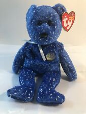 Ty RETIRED BEANIE Babies DECADE Mint with Tag