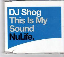 (FM32) DJ Shog, This Is My Sound - 2002 CD