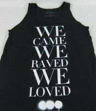 Swedish House Mafia Singlet New From 2013 Tour We Came We Raved We Loved Size XL