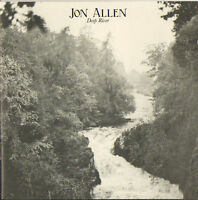 Jon Allen Deep River 2014 UK 11-track CD Album Neu/Ungespielt