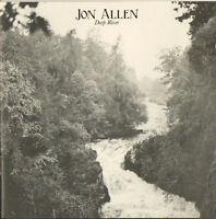 JON ALLEN Deep River 2014 UK 11-track CD album NEW / UNPLAYED