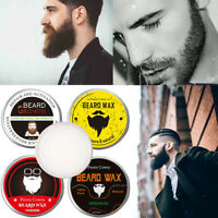 Men Beard Balm Leave Moisturizing Care Cream Beard Care Lubricating Cream 30g