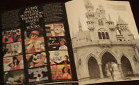 Walt Disney Disneyland University 25th Silver Anniversary 1980 WDP Cast Training