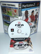 FIFA FOOTBALL 2005 05 5 CALCIO - Ps2 Playstation Play Station 2 Gioco Game