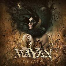 MAYAN Dhyana (2018) Limited Edition 22-track 2-CD album NEW/SEALED