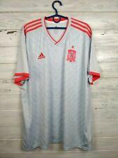 Spain Jersey 2018 2019 Away XXL Shirt Adidas Football Soccer BR2697