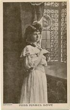 Mabel Love Unposted Collectable Actress Postcards