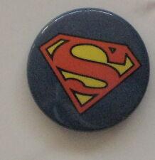 """Pinback Button SUPERMAN INSIGNA - 1"""""""