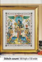 EGYPTIAN SAMPLER   -     CROSS  STITCH PATTERN  ONLY   A3L2S
