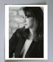Glamour Photo Portfolio Shots Attractive Model c1990 Lot of 7 8x10 Prints