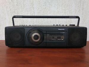 Panasonic RX FD 55 Radio - CD Cassete Boombox Ghettoblaster
