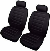 VW GOLF MK7 MK6 GTD PREMIUM QUILTED LEATHER CAR SEAT COVERS DIAMOND STITCH 1-1