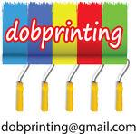dob printing