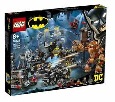 LEGO DC Universe Super Heroes Batcave Clayface Invasion Set (76122)