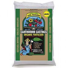 Unco Industries Wiggle Worm Soil Builder Earthworm Castings Organic Fertilizer,
