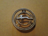 Vintage Chevrolet Impala Emblem Ornament Sign Badge Nameplate Script Metal