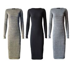 Jersey Scoop Neck Stretch, Bodycon Dresses for Women
