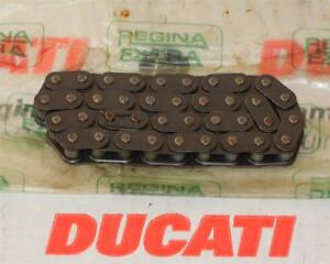 1970's Ducati starter chain 6mm wide 38 links with master 500 GTL 860GTS 900SD ?