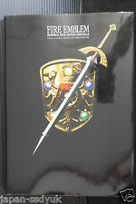 JAPAN Fire Emblem Memorial Book Akaneia Chronicle 2010
