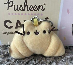 Gund Pusheen Blind Box CROISSANT Catfe Series 16 Opened Plush Cat