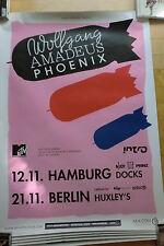 PHOENIX  - Tourposter -  Concert POSTER 2009