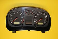 00 01 02 03 VW JETTA 2.8L VR6 INSTRUMENT CLUSTER SPEEDOMETER 1J0 920 925D / 163K