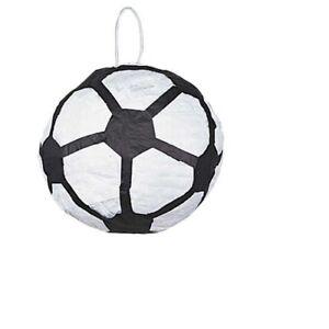 Football Soccer Ball Pinata Birthday Celebration Party Toy (6633)
