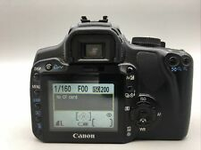 Canon EOS Rebel XTI DS126151 W/Charger & Battery Card - Body Only Fast Ship E25