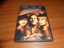 The Right Temptation (DVD Widescreen/Full Frame 2001) Used Kiefer Sutherland OOP