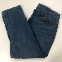 J.Jill Women's Size 6 Petite Authentic Fit Crop Denim Jeans